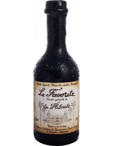 Rhum La Flibuste 1997 - Distillerie La Favorite - Chai N°5