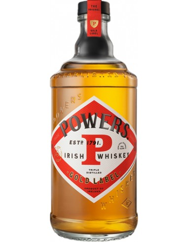 Whisky Powers Gold Label Triple Distilled - Chai N°5