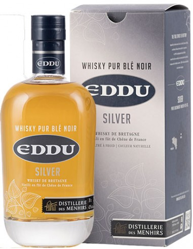 Whisky Eddu Silver - Chai N°5