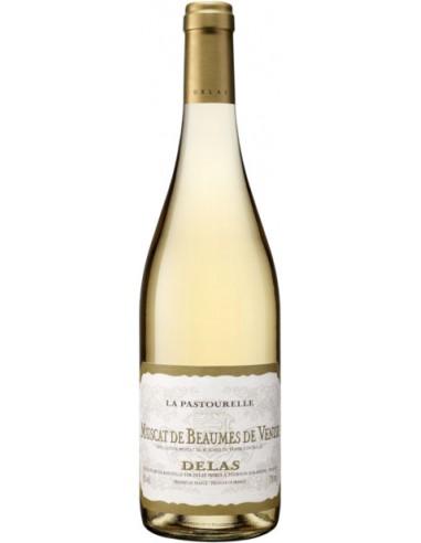 Vin Muscat de Beaumes-de-Venise 2016 La Pastourelle - Delas - Chai N°5