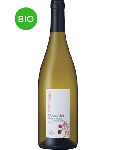 Vin Muscadet Les Gautronnières 2018 - Domaine Bonnet-Huteau - Chai N°5