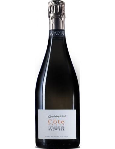 Champagne Le Brun de Neuville Oenothèque N°2 - Chai N°5