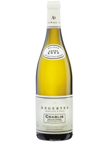 Chablis Vieilles Vignes - 2011 - 37.5 cl - Aegerter - Chai N°5