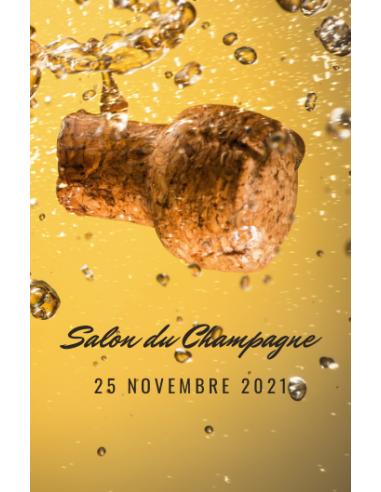 Salon du Champagne 2021 - Chai N°5