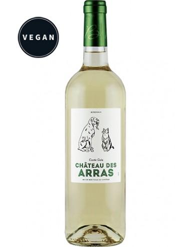 Vin Château des Arras Cuvée Gaïa 2019 - Chai N°5