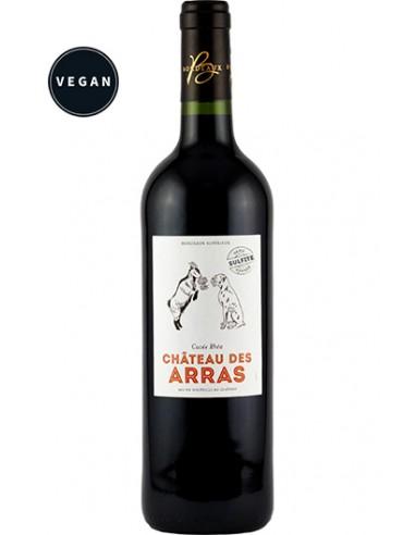 Vin Château des Arras Cuvée Rhéa 2017 Sans Sulfites Ajouté - Chai N°5