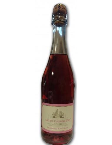 Lambrusco Rosé Antica - Cantina Ceci - Emilia IGT - Chai N°5
