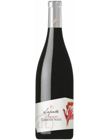 Vin Le Bouquet Cabernet Franc 2017 - Domaine Laporte - Chai N°5
