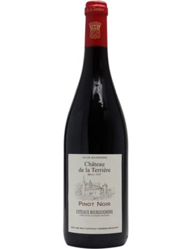 Pinot Noir - Coteaux Bourguignons - 2013 - Château de la Terrière - Chai N°5