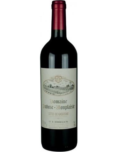 Vin Côtes de Gascogne 2016 - Domaine Duboscq-Monplaisir - Chai N°5