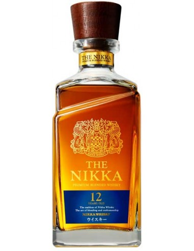 The Nikka - 12 years - Premium Blended Whisky - Nikka - Chai N°5