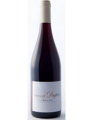 Vin Mâcon 2015 - Domaine Dupré - Chai N°5