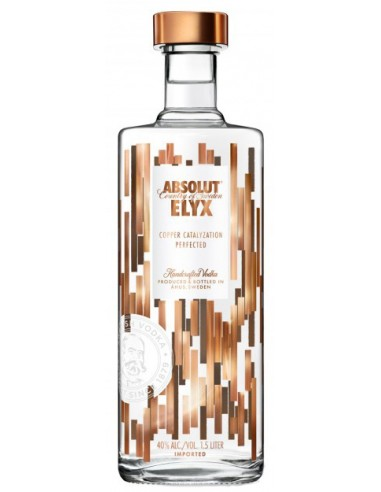 Vodka Absolut Elyx Magnum
