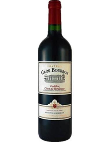 Vin Château Clos Bourbon 2015 Côtes de Bordeaux - Chai N°5