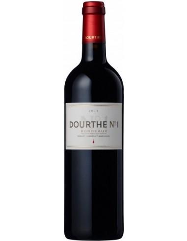 Vin Dourthe N°1 Rouge 2018 en 37.5 cl - Chai N°5