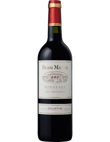 Vin Beau Mayne 2015 - Dourthe - Chai N°5