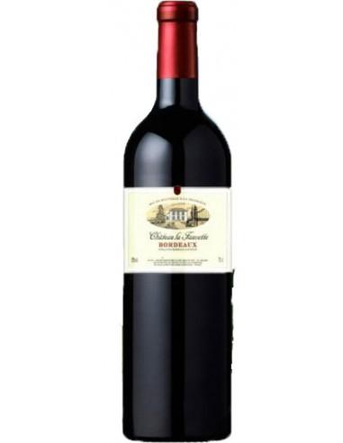 Vin Château La Fauvette 2012 - Chai N°5