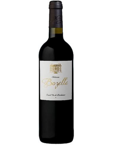Vin Château Bozelle 2015 - Vin de Bordeaux