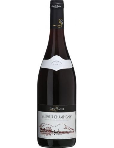 Vin Saumur Champigny 2017 - Guy Saget - Chai N°5