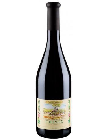 Vin Chinon Les Gravières 2018 - Couly-Dutheil - Chai N°5