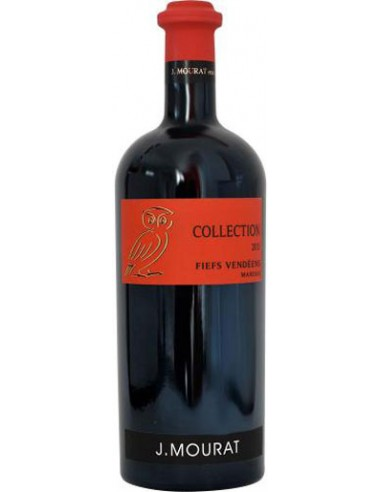 Vin Collection Rouge 2018 - Domaine Mourat - Chai N°5
