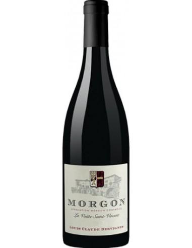 Vin Morgon La Voûte Saint-Vincent 2018 - Louis Claude Desvignes - Chai N°5