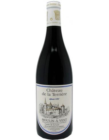 Vin Moulin-à-Vent Cuvée de la Lure 2015 - Château de la Terrière - Chai N°5