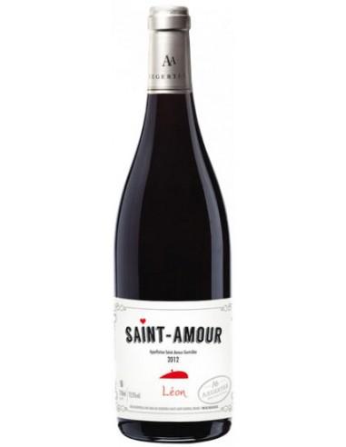 Saint-Amour - Léon - 2011 - Aegerter - Chai N°5