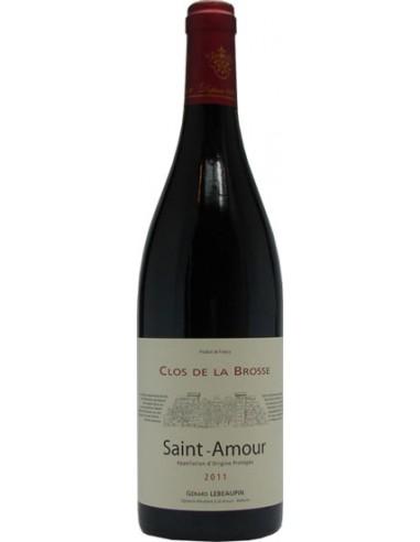 Vin Saint-Amour 2014 du Clos de la Brosse - Chai N°5