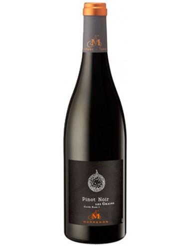 Les Grains - Pinot Noir - Cuvée Rare - 2015 - Marrenon - Chai N°5