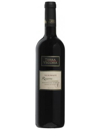 Vin Terra Vecchia Réserve 2014 - Chai N°5