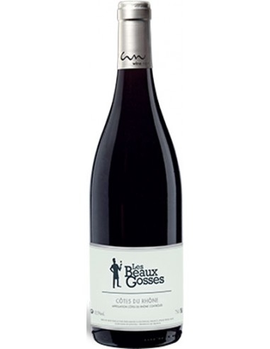 Vin Les Beaux Gosses 2018 - Winenot - Chai N°5