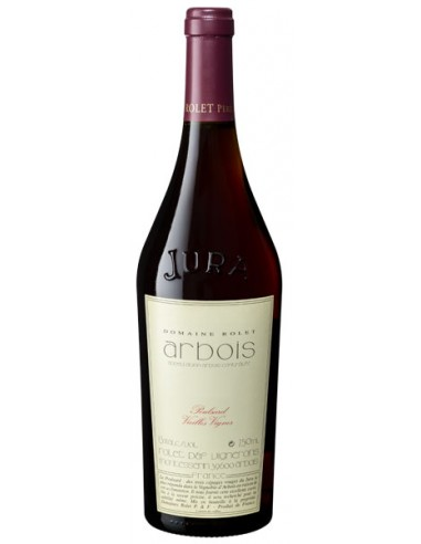 Arbois - Poulsard Vieilles Vignes - 2015 - Domaine Rolet - Chai N°5