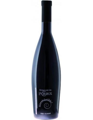 Vin Irrésistible rouge Cru Classé 2015 - Domaine de la Croix - Chai N°5