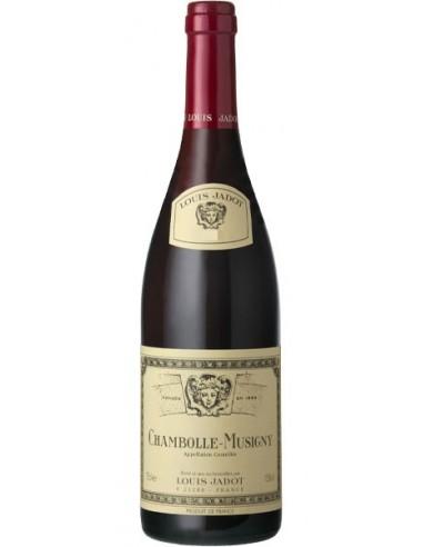 Vin Chambolle-Musigny 2015 - Louis Jadot - Chai N°5