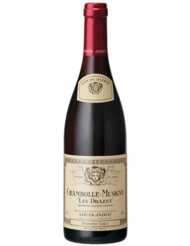 Chambolle-Musigny - Les Drazey - 2010 - Louis Jadot - Chai N°5