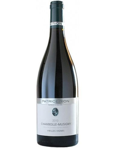 Vin Chambolle-Musigny 2013 Vieilles Vignes - Domaine Rion - Chai N°5