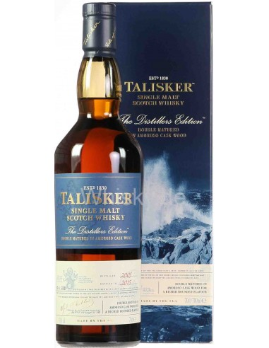 Whisky Talisker Distillers Edition 2007 - Chai N°5
