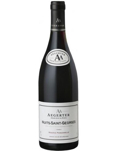 Nuits-Saints-Georges - Les Lavières - 1990 - Aegerter - Chai N°5
