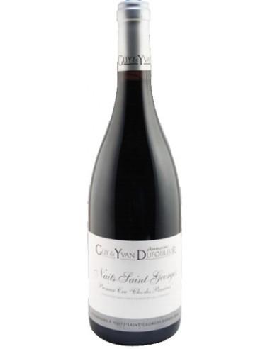 Vin Nuits-Saint-Georges Premier Cru 2015 - Les Poulettes - Domaine Dufouleur - Chai N°5