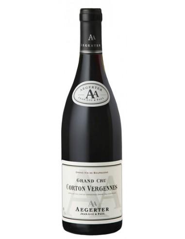 Vin Corton Vergennes Grand Cru 2010 - Aegerter - Chai N°5