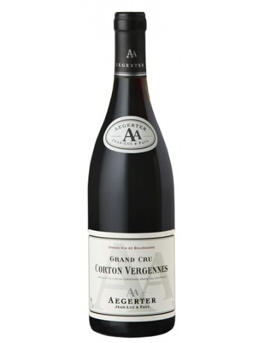 Vin Corton Vergennes Grand Cru 2013 - Aegerter - Chai N°5