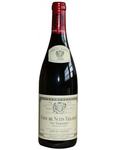 Vin Côte de Nuits Villages Le Vaucrain 2015 - Louis Jadot - Chai N°5