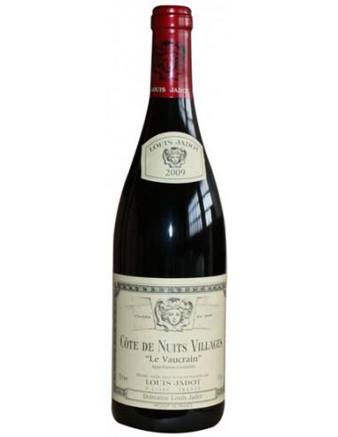 Vin Côte de Nuits Villages Le Vaucrain 2014 - Louis Jadot - Chai N°5