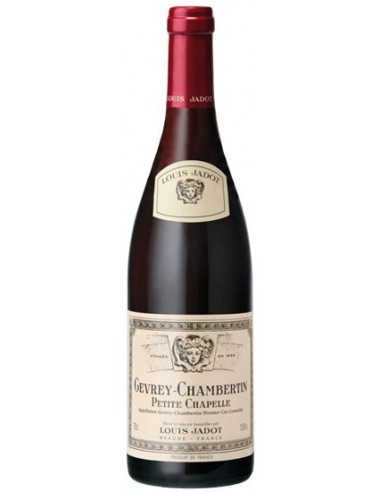 Gevrey-Chambertin - Petite Chapelle - 2011 - Louis Jadot - Chai N°5