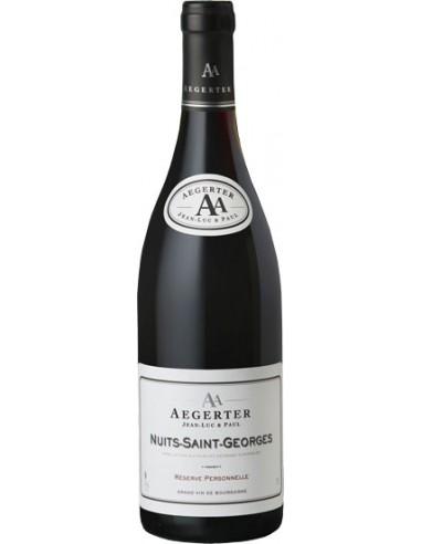 Nuits-Saint-Georges - 2007 - Magnum - Aegerter - Chai N°5