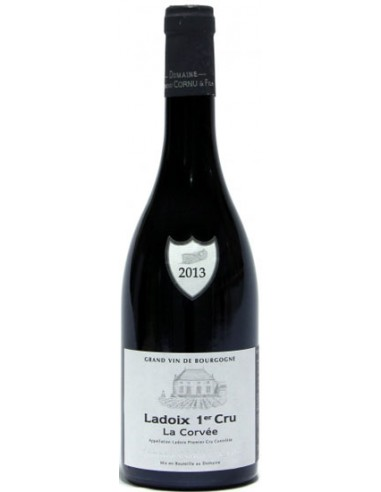 Ladoix - Premier Cru - La Corvée - 2013 - Domaine Edmond Cornu & Fils - Chai N°5