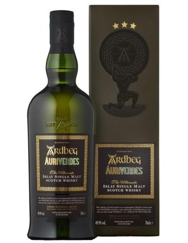 Ardbeg Auriverdes - Edition Limitée 2014 - Chai N°5