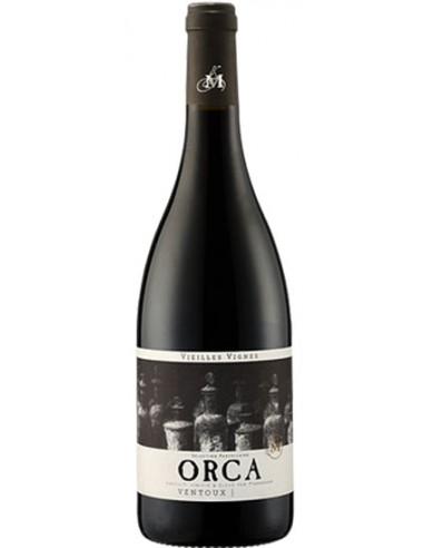 Vin ORCA Vieilles Vignes 2016 - Marrenon - Chai N°5