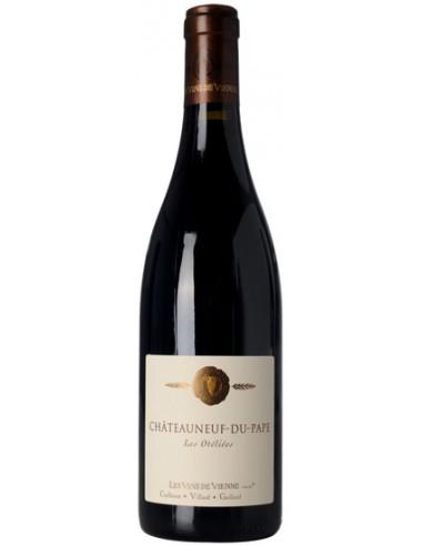 Vin Châteauneuf-du-Pape Les Otéliées 2014 - Les Vins de Vienne - Chai N°5